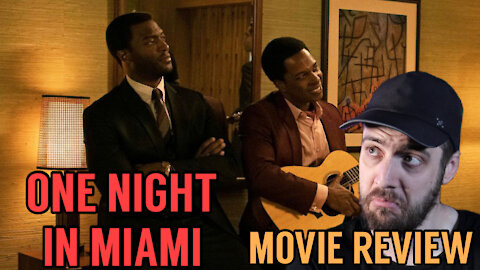 One Night in Miami - Movie Review
