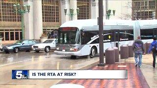 RTA ridership study