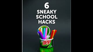 Hacks That Will Save Your Day In School