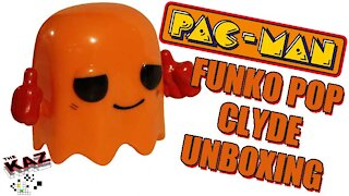 PacMan Ghost Clyde Unboxing