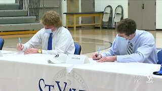 Tri-State football players sign to colleges on National Signing Day
