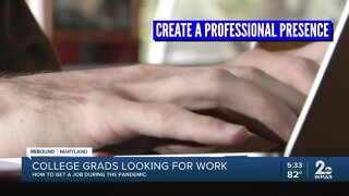 College grads looking for work
