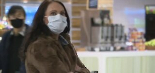 Doctor discusses effectiveness of wearing two face masks