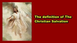 Christian Salvation as preached by Paul, Peter and Jesus Christ.