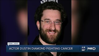 Screech fighting stage 4 cancer