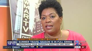 Summer Travel Season is in full swing