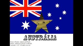 Bandeiras e fotos dos países do mundo: Austrália [Frases e Poemas]
