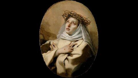 St. Catherine of Siena (30 April) - Respect & Love