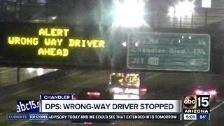 Wrong-way driver epidemic in Arizona