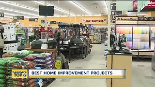 Thursday Top 7: Here are the top 7 best home improvement projects this spring
