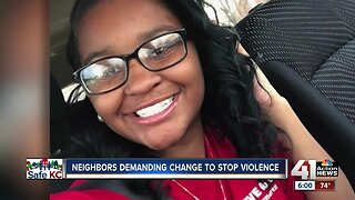 Raytown residents demand change after recent homicide