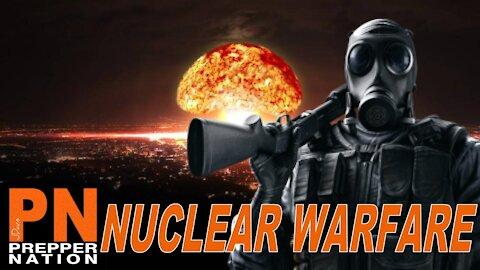 Are We Headed For NUCLEAR WARFARE SHTF?
