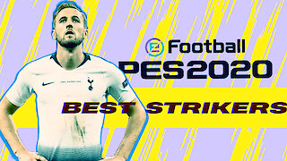 PES 2020 ALL THE BEST STRIKERS!