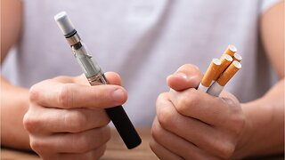 Study: Vapers More Likely To Develop Lung Disease
