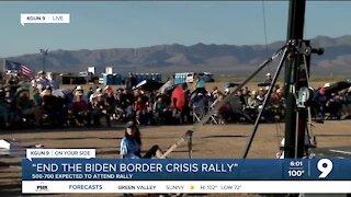 End the Biden Border Crisis Rally