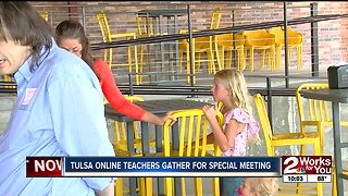 Tulsa Online Teaches Gather Special Gathering
