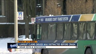 Lawsuit filed after man struck and killed by MCTS bus