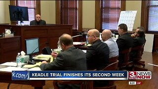 Keadle trial finishes second week