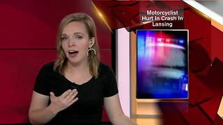 Man recovering after motorcycle crash