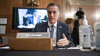 Sen. Mitt Romney Knocked Unconscious