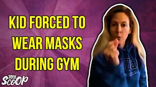 Mother Pleads For Help After Her Son Passes Out While Wearing A Mask In P.E.