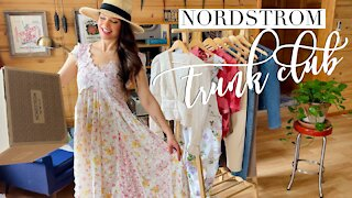 NORDSTROM TRUNK CLUB UNBOXING