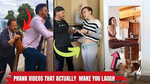 👲🤣VIRAL PRANK VIDEOS THAT ACTUALLY MAKE YOU LAUGH ✨