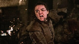 Maisie Williams Thought 'Everybody Would Hate' Arya's Big Game Of Thrones Moment