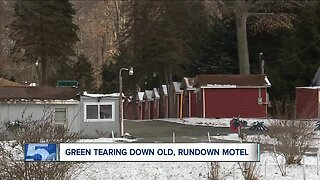 City of Green plans to buy, tear down motel with checkered past