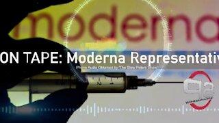 Moderna's Admission