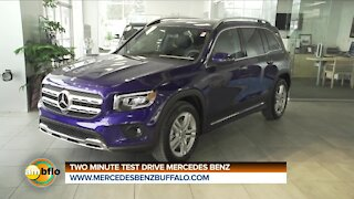 TWO MINUTE TEST DRIVE - MERCEDES-BENZ OF BUFFALO