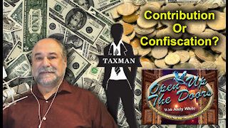 Andy White: Contribution Or Confiscation?