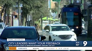 Move Tucson collecting community thoughts on traffic