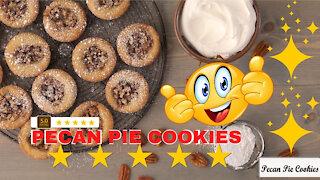 Pecan Pie Cookies - Delicious Cookies!!