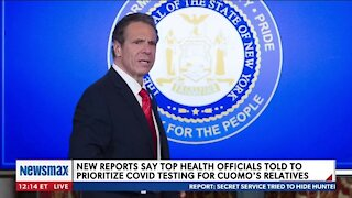 Cuomo's Family Comes First