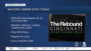The Rebound: Annual Mayor's Career Expo held virtually