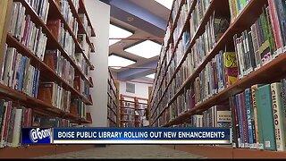 Boise Public Library Upgrades