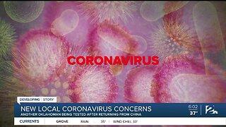 New Local Coronavirus Concerns
