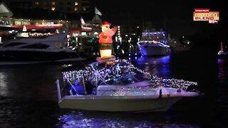 Holiday Lighted Boat Parade | Morning Blend