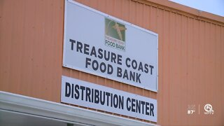 United Way Supports Treasure Coast Food Bank During Critical Relief Effort