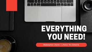 Everything you need!