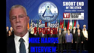 Xposed! Mike Harris Interview - The GenX Report