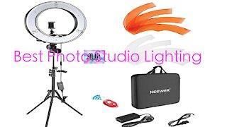 Neewer Photo Studio Ring Light Kit Review