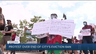 Rally planned at courthouse after Detroit's eviction moratorium expires
