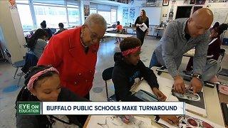 Buffalo Public Schools claim turnaround