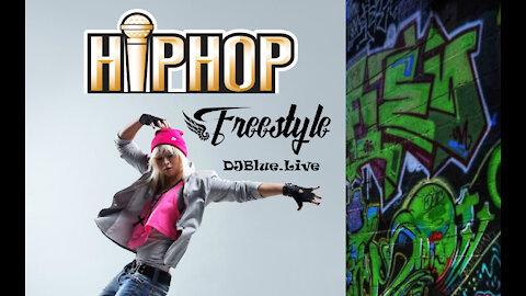 Hip Hop Beats | Freestyle Mix | DJ Blue