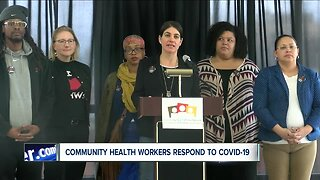 Local health care workers gearing up to protect patients and themselves