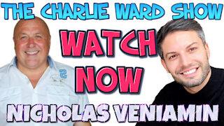-CHARLIE WARD DISCUSSES HYDROXY, BIDEN, MOVIE AND Q WITH NICHOLAS VENIAMIN