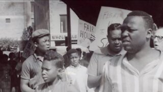 History behind the fair housing marches