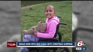 Indiana mother given Christmas surprise by Smiley Morning Show